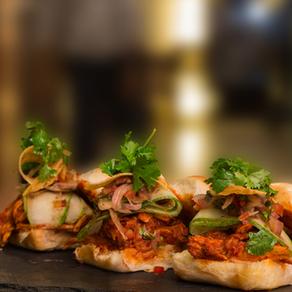 India's Favourite: Cheesy Masala Pav