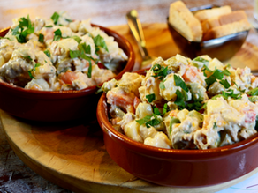 Russian Salad: The Mother Of Salads