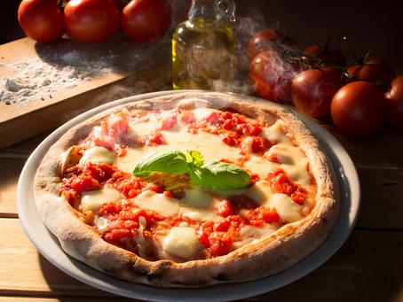 Deliciously Healthy: Vegetable Atta Pizza