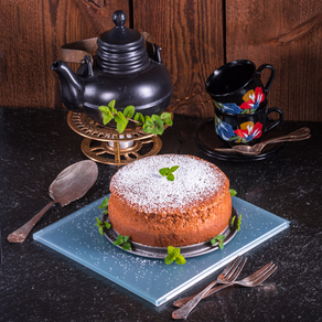Soufflé, so fun: The Japanese Cheesecake