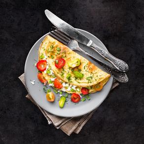 Omelette: A Universal Cuisine