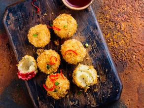Cheesy Pakora and The Monsoon Cravings