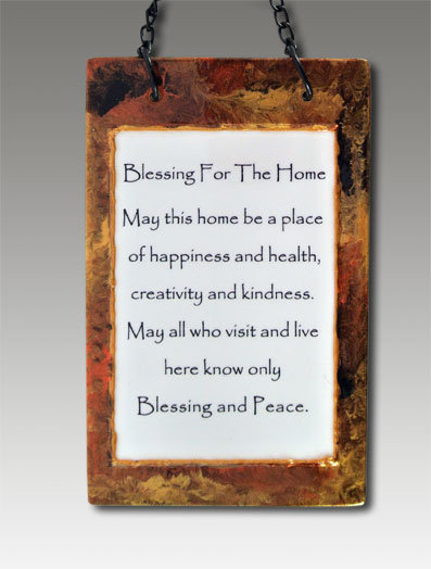 Small Home Blessing - Celebration
