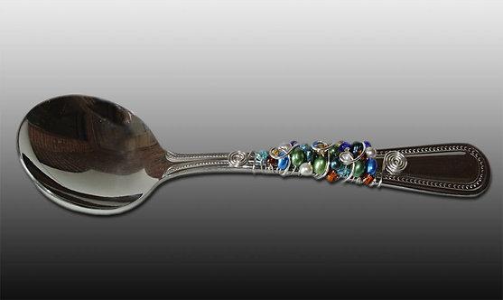 ocean breeze serving spoon