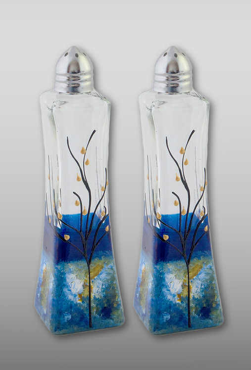 Small Salt & Pepper Shakers - Ocean Breeze
