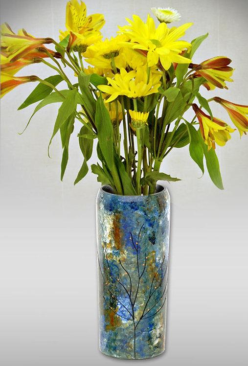 ocean breeze flower vase