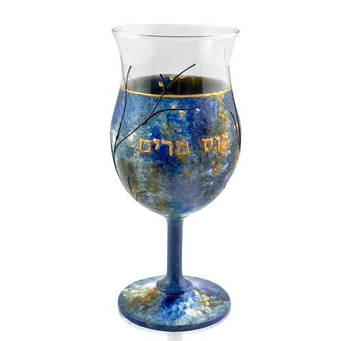 Miriam's Cup with Tree of Life In Variety of Colors