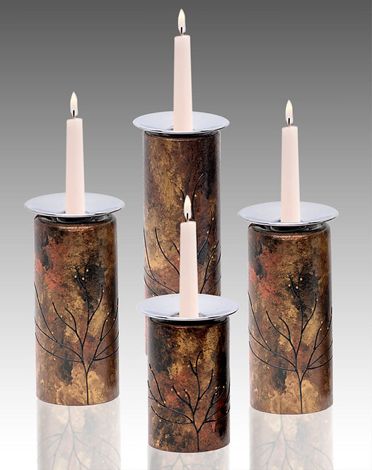 Candle Holders - Celebration