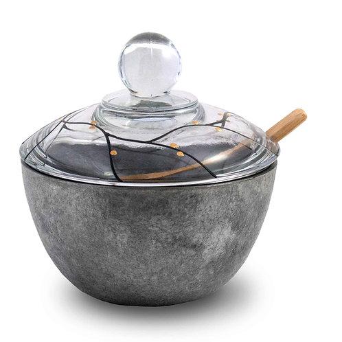 Lidded Bowl - Modern