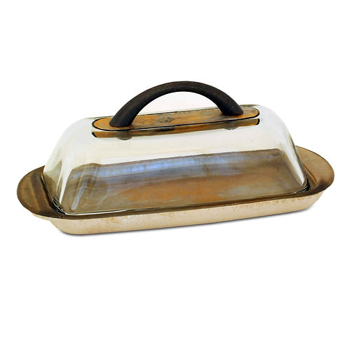Butter Dish - Royal
