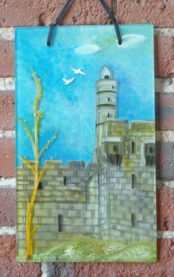 Tower of David Wall Art