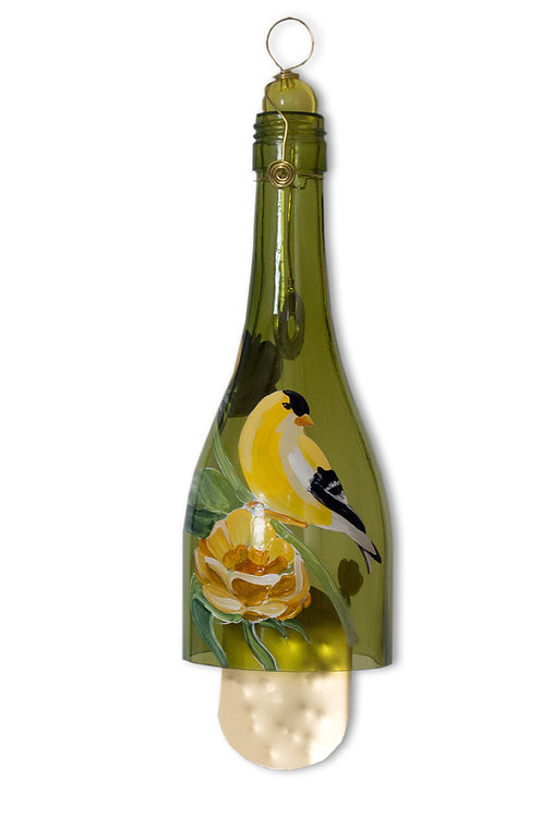 Wind Chime - Yellow Finch