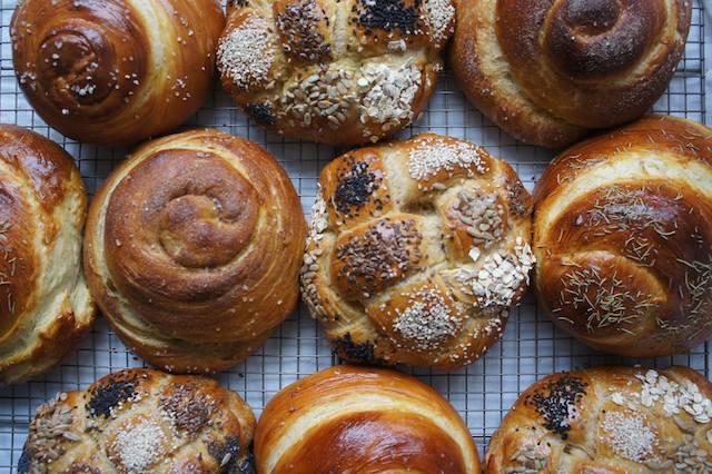 challah bread for rosh hashanah