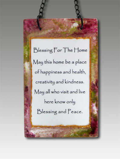small secret garden home blessing