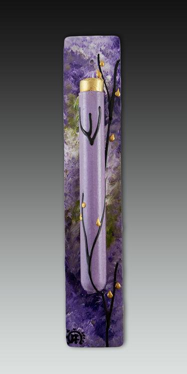Mezuzah - Lavender Field