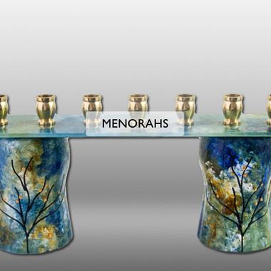 Menorahs