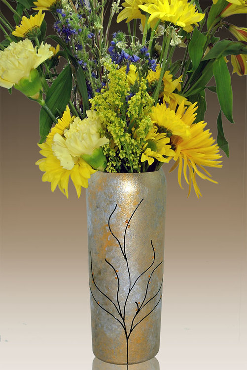 royal flower vase