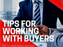 Tips for Working With Buyers
