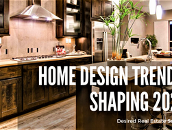 Home Design Trends Shaping 2020