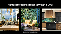 Home Remodelling Trends to Watch in 2021
