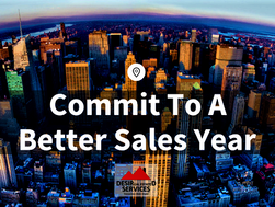 Commit To A Better Sales Year