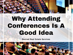 Why Attending Conferences Is a Good Idea