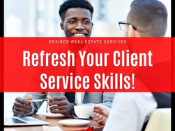 Refresh Your Client Service Skills!