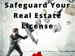 Safeguard Your Real Estate License