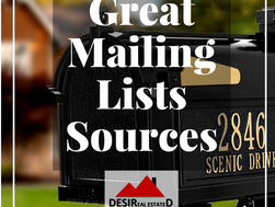 Great Mailing Lists Sources