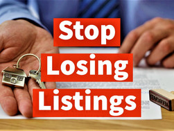 Stop Losing Listings