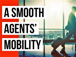 A Smooth Agents' Mobility