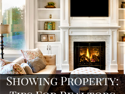 Showing Property: Tips For Realtors