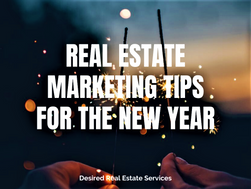 Real Estate Marketing Tips for the New Year