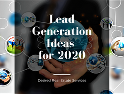 Lead Generation Ideas for 2020