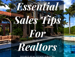 Essential Sales Tips For Realtors