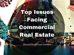 Top Issues Facing Commercial Real Estate