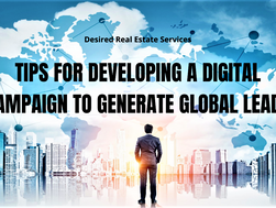 Tips for Developing a Digital Campaign to Generate Global Leads