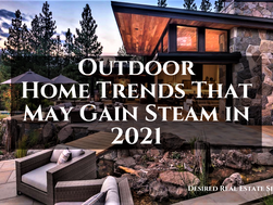 Outdoor Home Trends That May Gain Steam in 2021