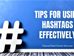 Tips for Using Hashtags Effectively