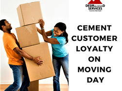 Cement Customer Loyalty On Moving Day