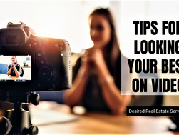 Tips for Looking Your Best on Video