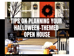 Tips on Planning your Halloween-Themed Open House