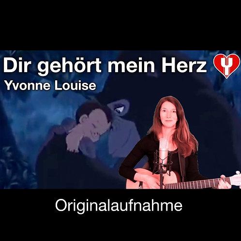 """""""Dir gehört mein Herz"""" - Yvonne Louise"""