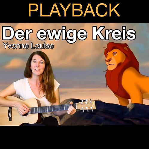 """""""Der ewige Kreis""""(aus König der Löwen) PLAYBACK"""