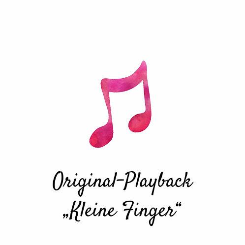 "Playback ""Kleine Finger"" Yvonne Louise"