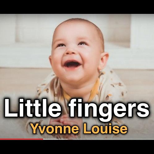 """""""Little fingers"""" (Christening Song)"""