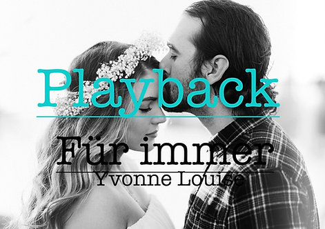 "Playback ""Für immer"" - Yvonne Louise (Cover ""Shallow"" Lady Gaga)"