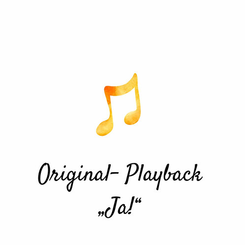 "Playback ""Ja!"" - Yvonne Louise"