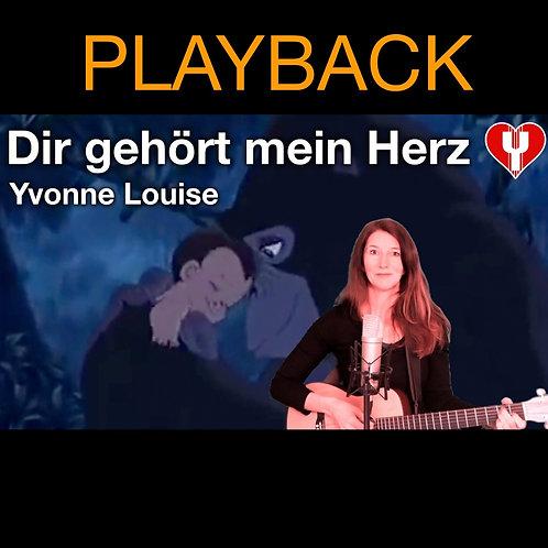 """""""Dir gehört mein Herz"""" PLAYBACK"""