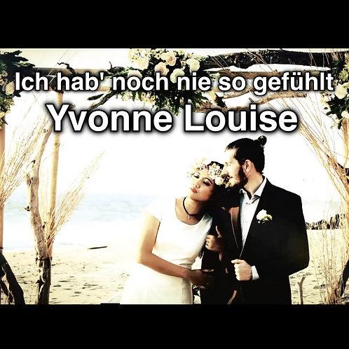 """""""Ich hab' noch nie so gefühlt"""" - deutsche Hochzeitsversion von""""Time of my life"""""""